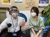 20200413_(FM川口)レギュラー出演FM Kawaguchi  スタジオ写真'00